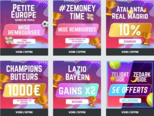 zebet promotions