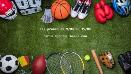 Pronosic paris sportifs