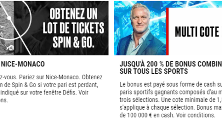 pokerstars sport promotions
