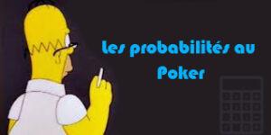 probabilités poker