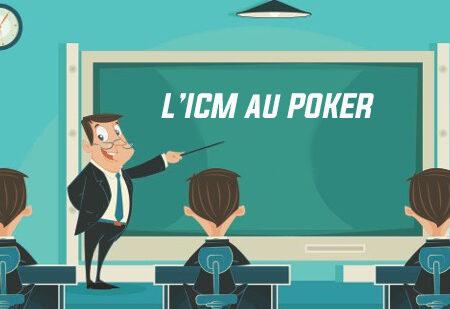 L' ICM au Poker
