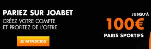joabet bonus