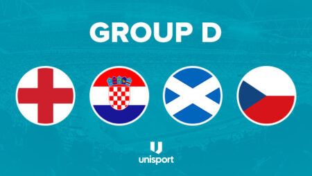Groupe D euro 21