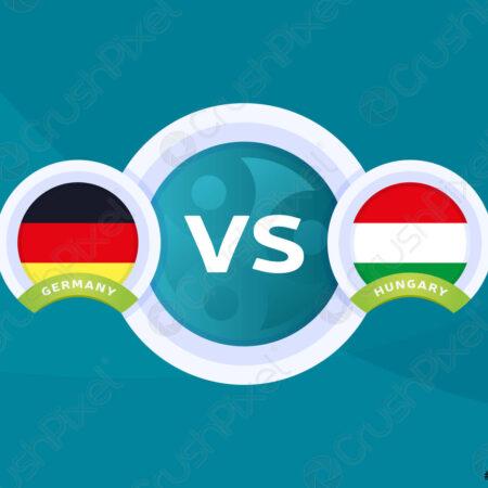 Pronostic Allemagne – Hongrie – Euro 2020 23/06/21
