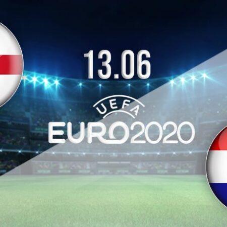 Pronostic Angleterre – Croatie – Euro 2020 13/06/21