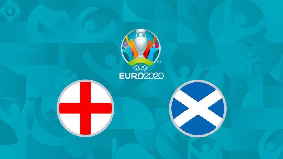 Pronostic Angleterre – Ecosse – Euro 2020 18/06/21