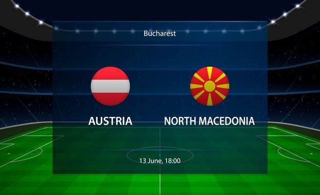 Pronostic Autriche – Macédoine Du Nord – Euro 2020 13/06/21