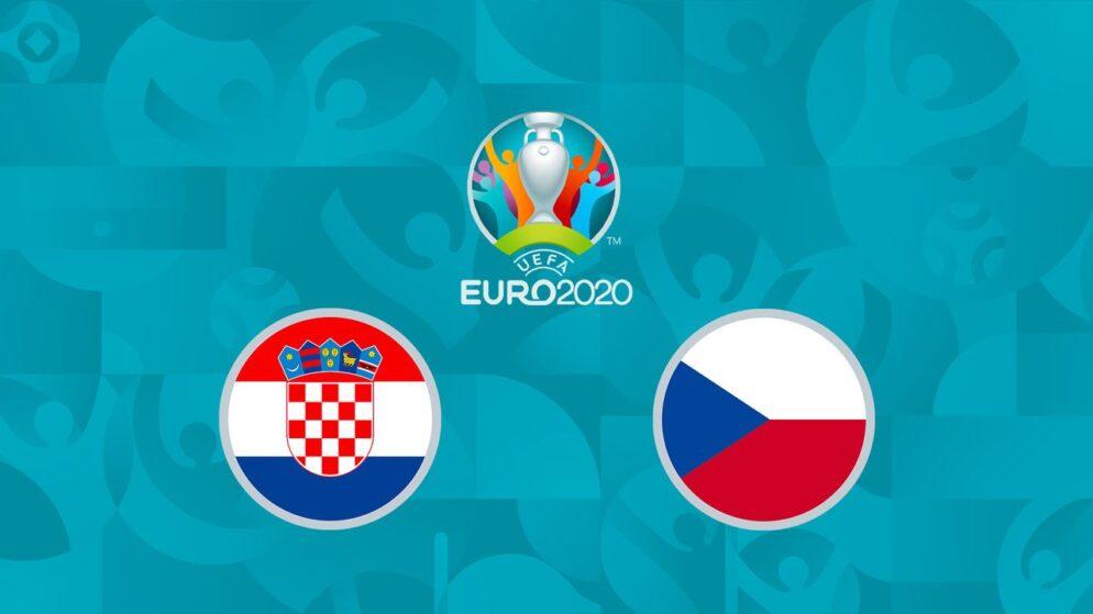 Pronostic Croatie – République Tchèque – Euro 2020 18/06/21