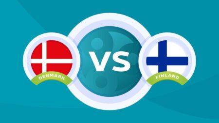 Pronostic Danemark – Finlande – Euro 2020 12/06/21