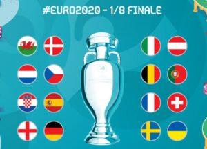 euro 1/8 finale