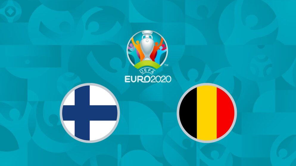 Pronostic Finlande – Belgique – Euro 2020 21/06/21
