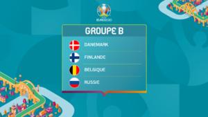 groupe B euro 21