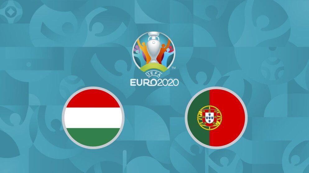 Pronostic Hongrie – Portugal – Euro 2020 15/06/21