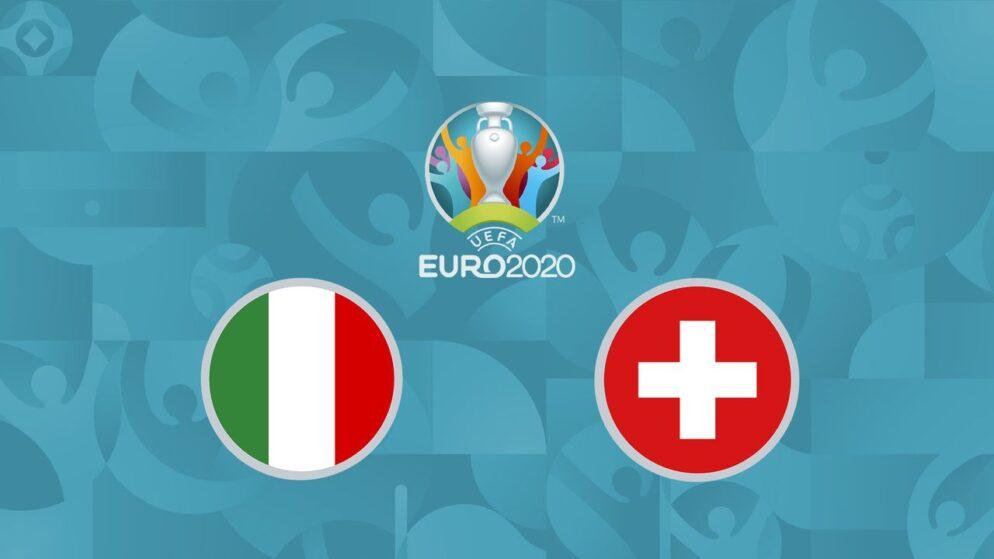 Pronostic Italie – Suisse – Euro 2020 16/06/21