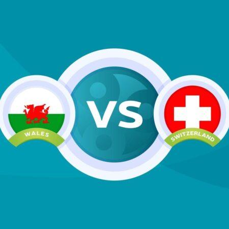 Pronostic Pays de Galles – Suisse – Euro 2020 12/06/21