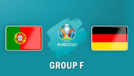 Pronostic Portugal – Allemagne – Euro 2020 19/06/21