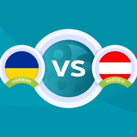 Pronostic Ukraine – Autriche – Euro 2020 21/06/21