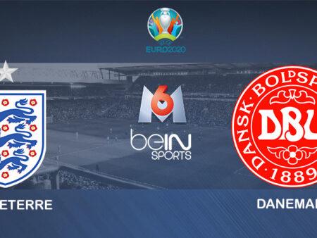 Pronostic Angleterre- Danemark – Euro 2020 07/07/21