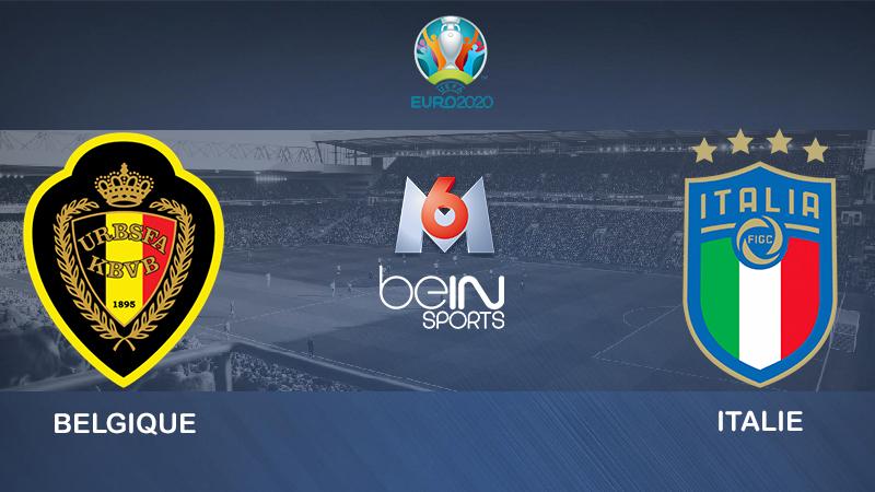 Pronostic Belgique – Italie – Euro 2020 02/07/21