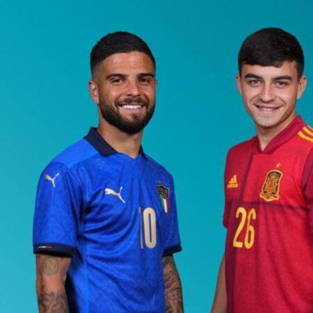 Pronostic Italie – Espagne – Euro 2020 06/07/21