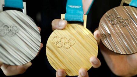 Pronostics Jeux Olympiques Tokyo 2020 : nombre de médailles