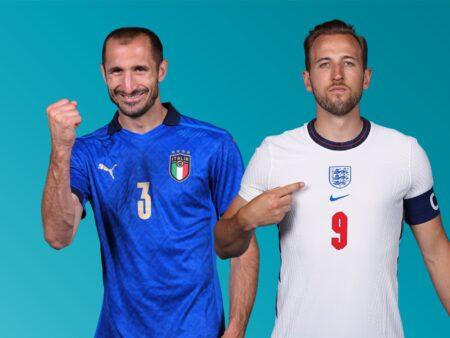 Pronostic Italie – Angleterre – Euro 2020 11/07/21